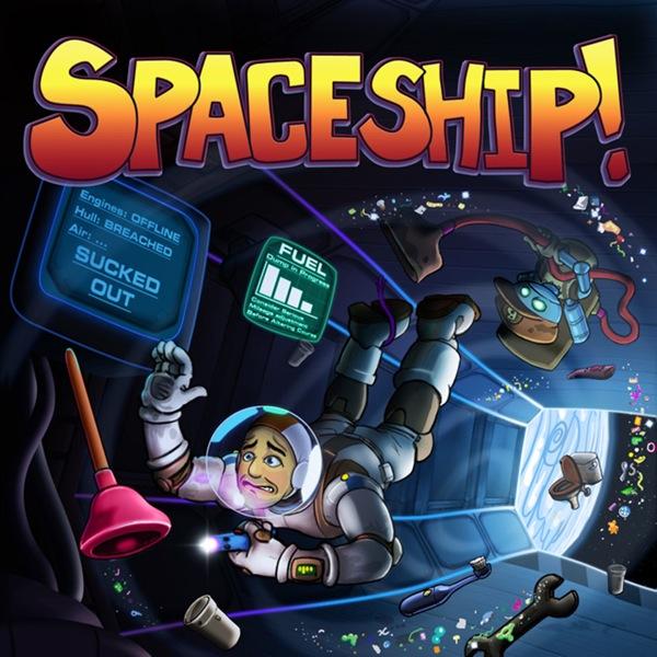 broken space ship - photo #19